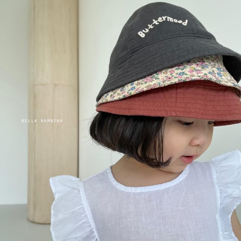 BELLA BAMBINA - Korean Children Fashion - #Kfashion4kids - Mode Bucket Hat