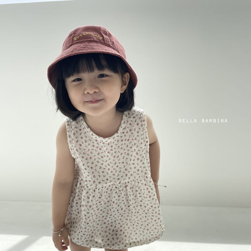 BELLA BAMBINA - Korean Children Fashion - #Kfashion4kids - Mode Bucket Hat - 2