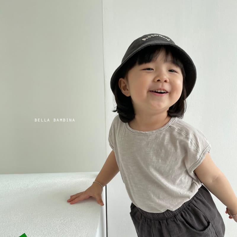 BELLA BAMBINA - Korean Children Fashion - #Kfashion4kids - Mode Bucket Hat - 3