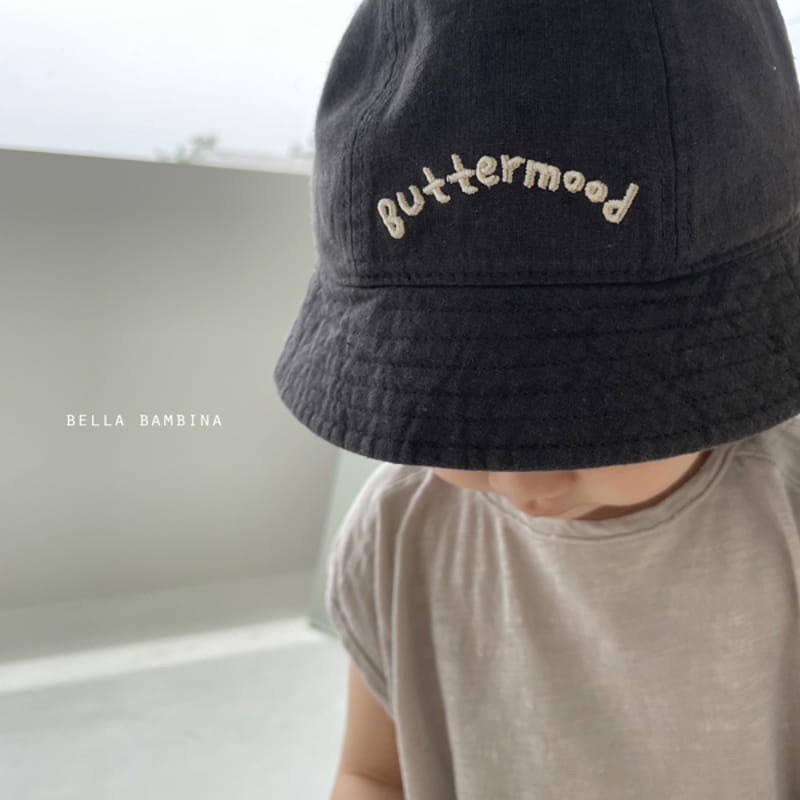 BELLA BAMBINA - Korean Children Fashion - #Kfashion4kids - Mode Bucket Hat - 4