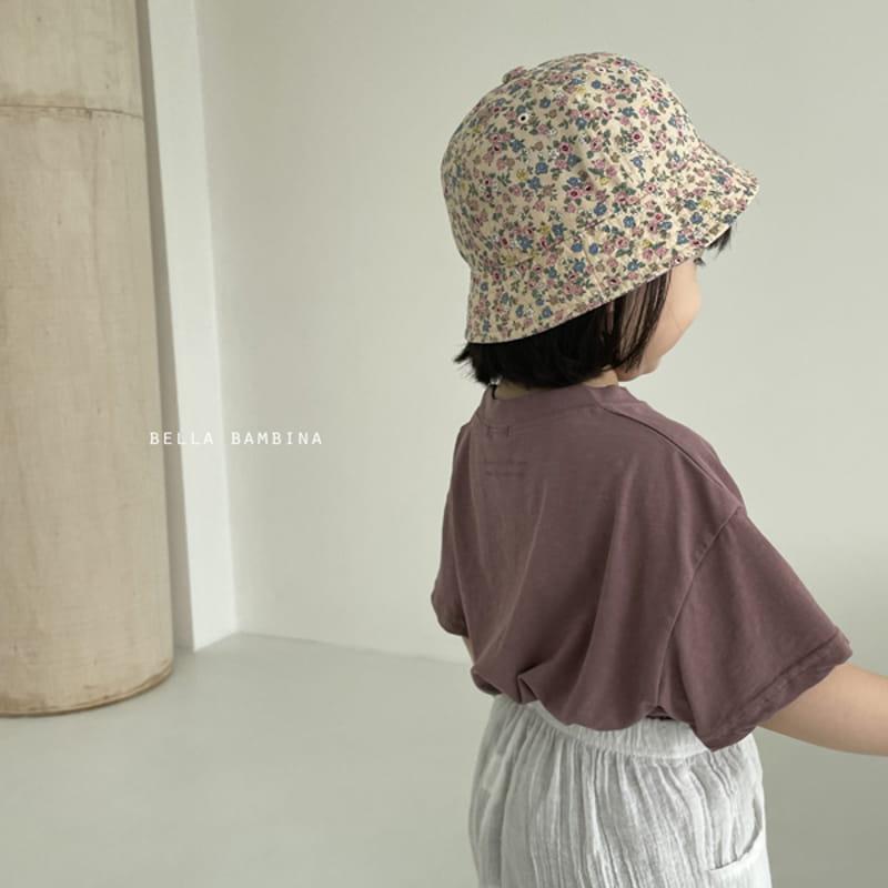 BELLA BAMBINA - Korean Children Fashion - #Kfashion4kids - Mode Bucket Hat - 5