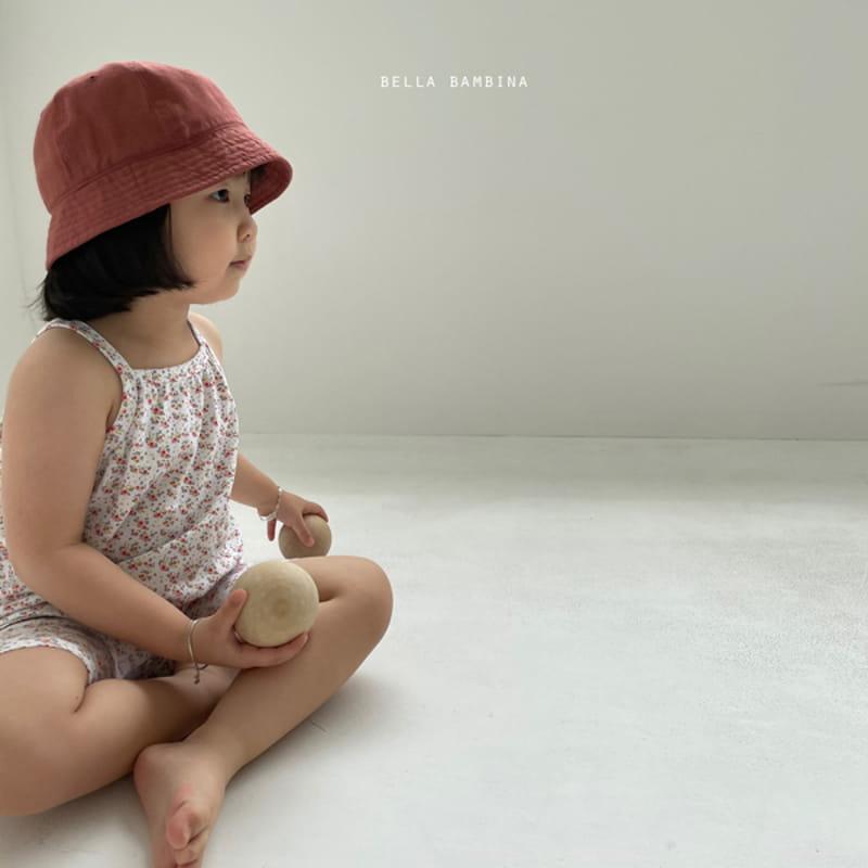 BELLA BAMBINA - Korean Children Fashion - #Kfashion4kids - Mode Bucket Hat - 7