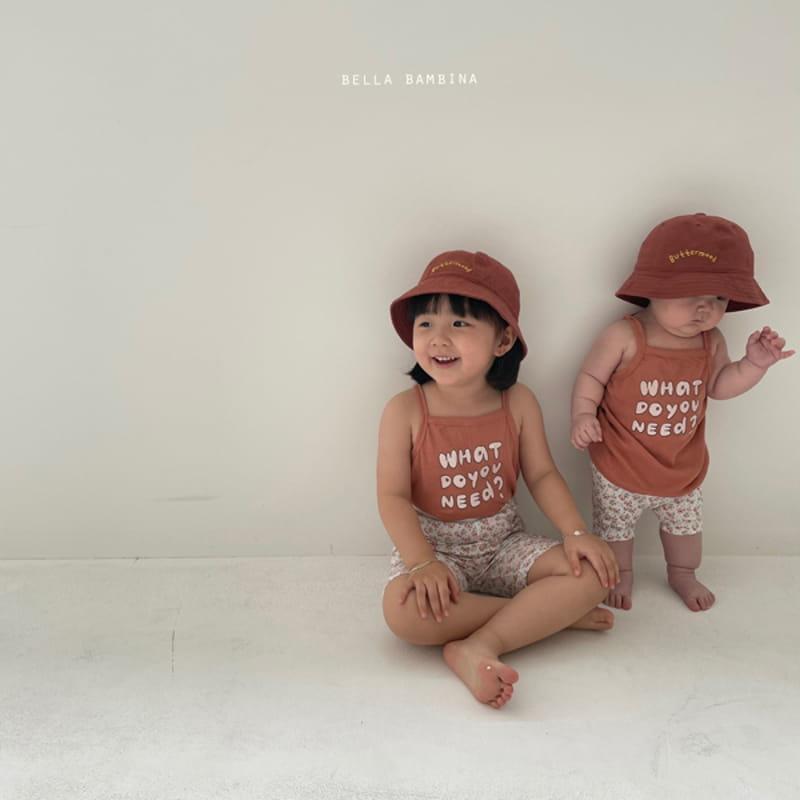 BELLA BAMBINA - Korean Children Fashion - #Kfashion4kids - Mode Bucket Hat - 8