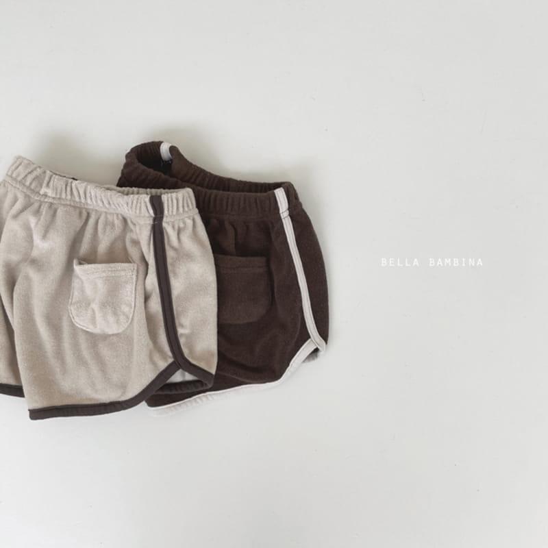 BELLA BAMBINA - Korean Children Fashion - #Kfashion4kids - Tery Shorts - 10