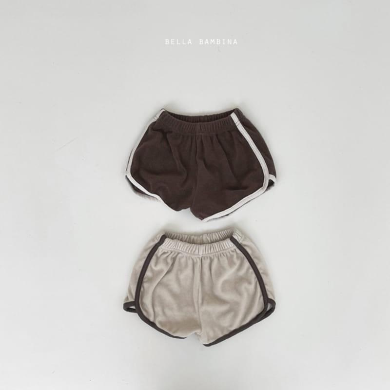 BELLA BAMBINA - Korean Children Fashion - #Kfashion4kids - Tery Shorts - 11