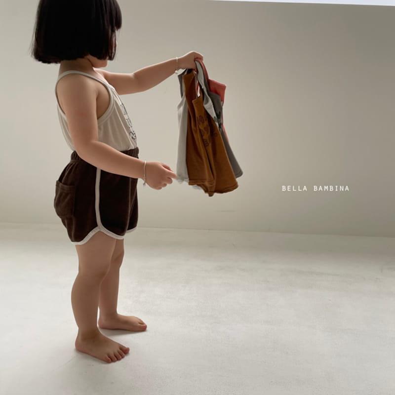 BELLA BAMBINA - Korean Children Fashion - #Kfashion4kids - Tery Shorts - 7