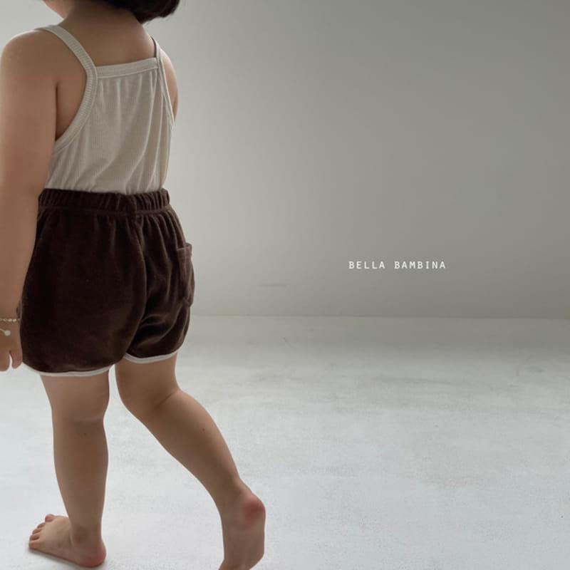 BELLA BAMBINA - Korean Children Fashion - #Kfashion4kids - Tery Shorts - 8