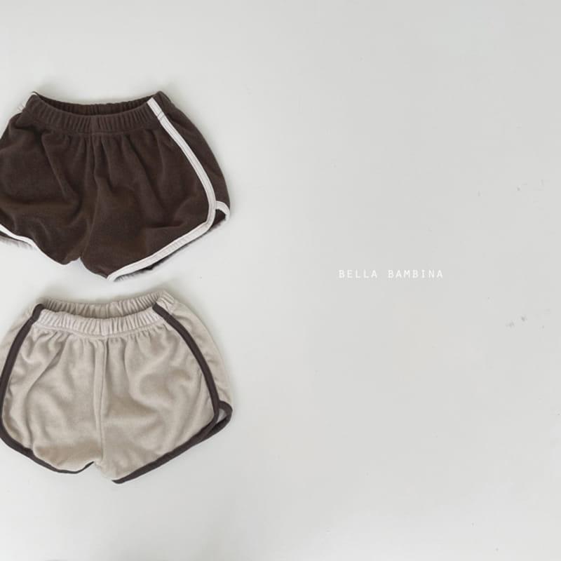BELLA BAMBINA - Korean Children Fashion - #Kfashion4kids - Tery Shorts - 9