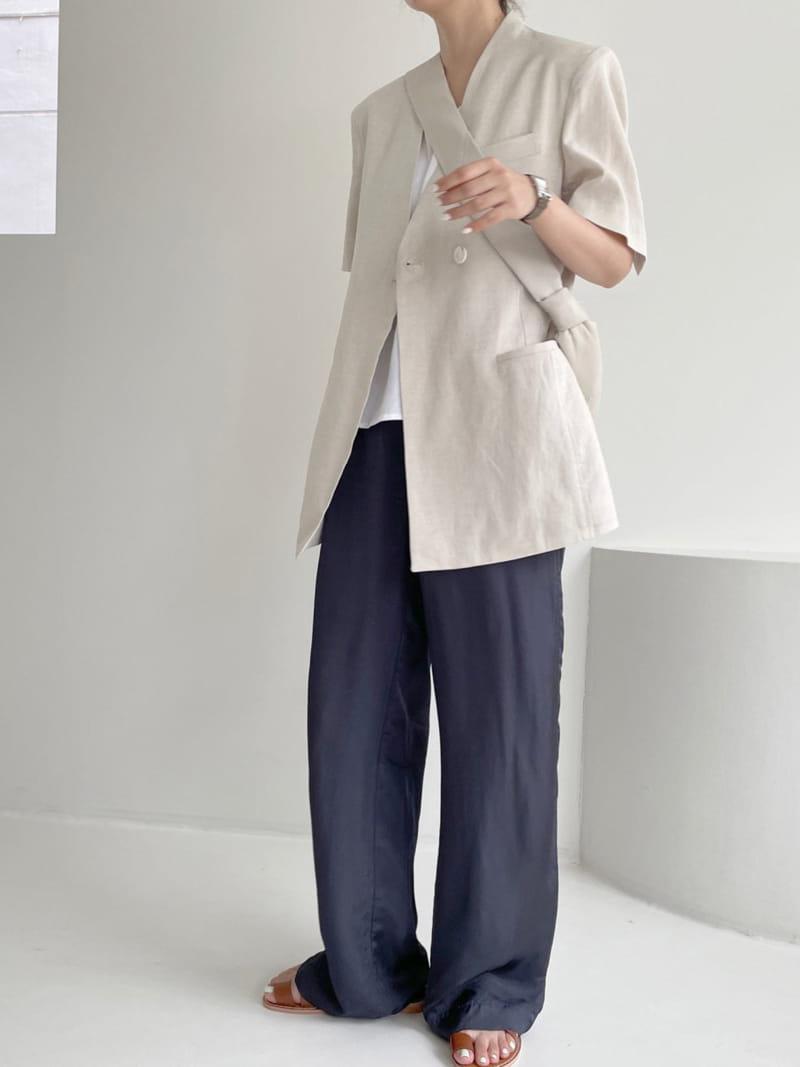 ASOME - Korean Children Fashion - #Kfashion4kids - Silky Pants