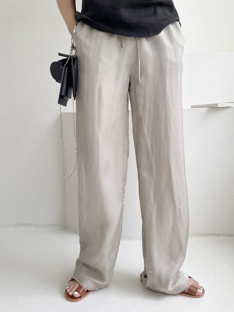 ASOME - Korean Children Fashion - #Kfashion4kids - Silky Pants - 3