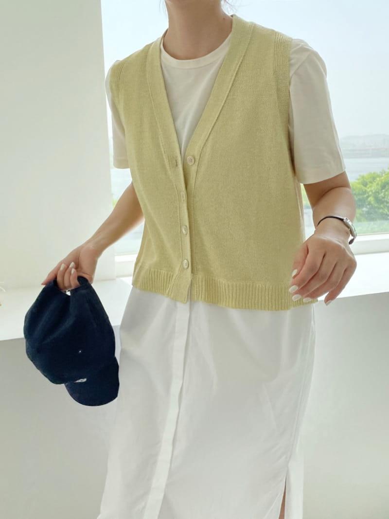 ASOME - Korean Children Fashion - #Kfashion4kids - Sleeveless One-piece - 2